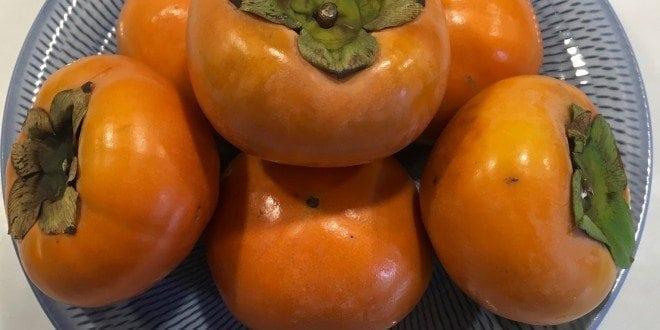Japanese Persimmon Recipes