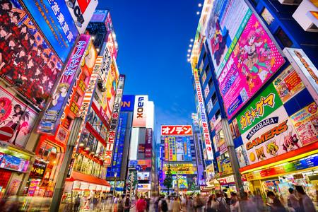 """Del barrio electrónico al Museo Ghibli: la mejor ruta para descubrir en  Japón """"geek"""