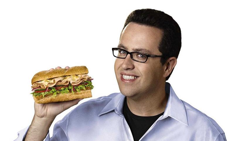 Subway Jared Fogle