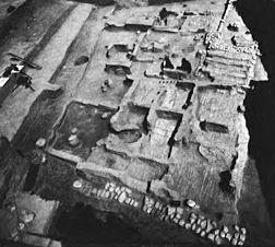 Poblado neolítico de Jarmo en el Kurdistan Iraquí, 1954
