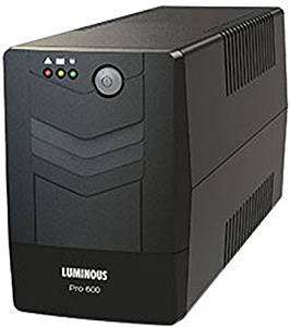 Inverters; ›; Luminous UPS 600va