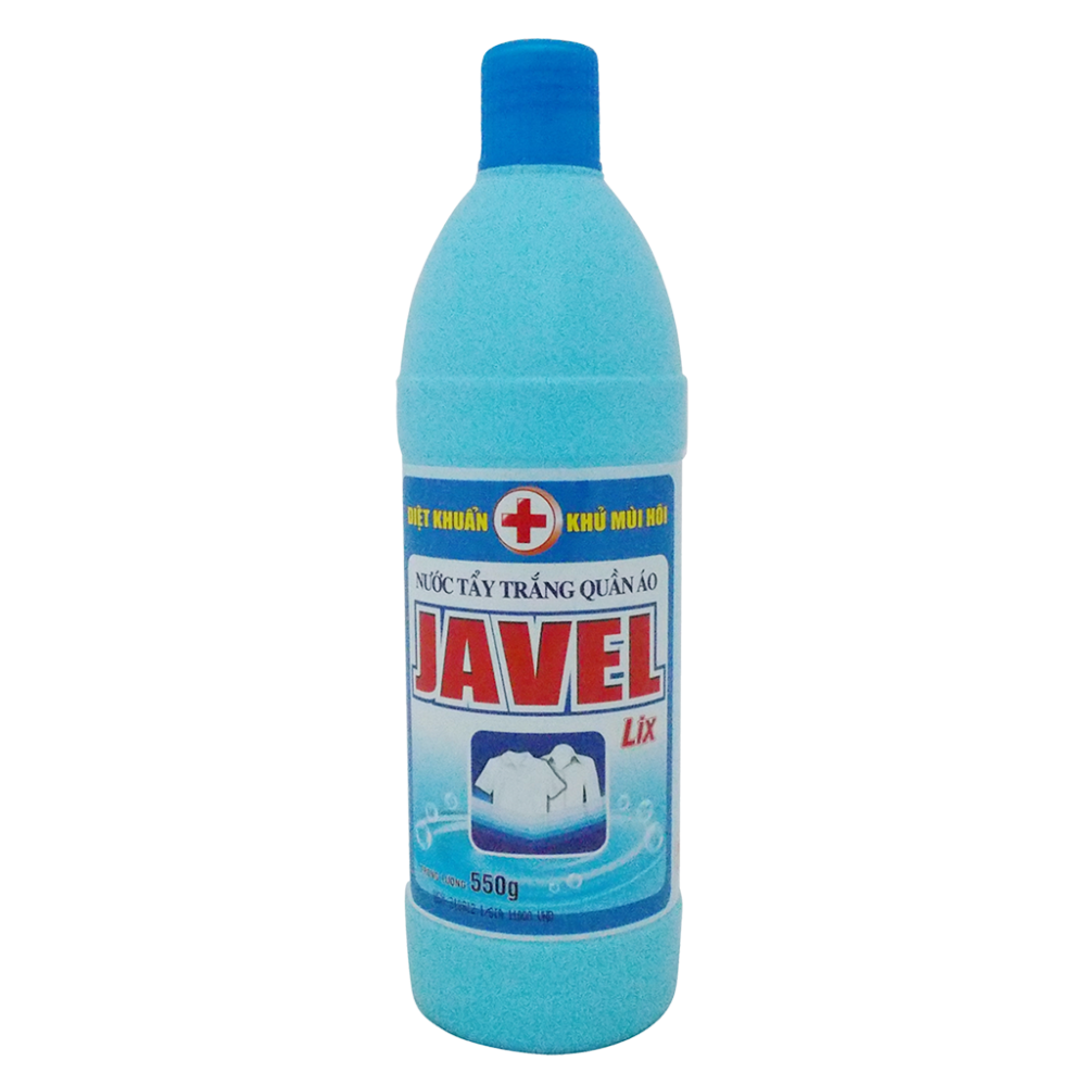 javel water