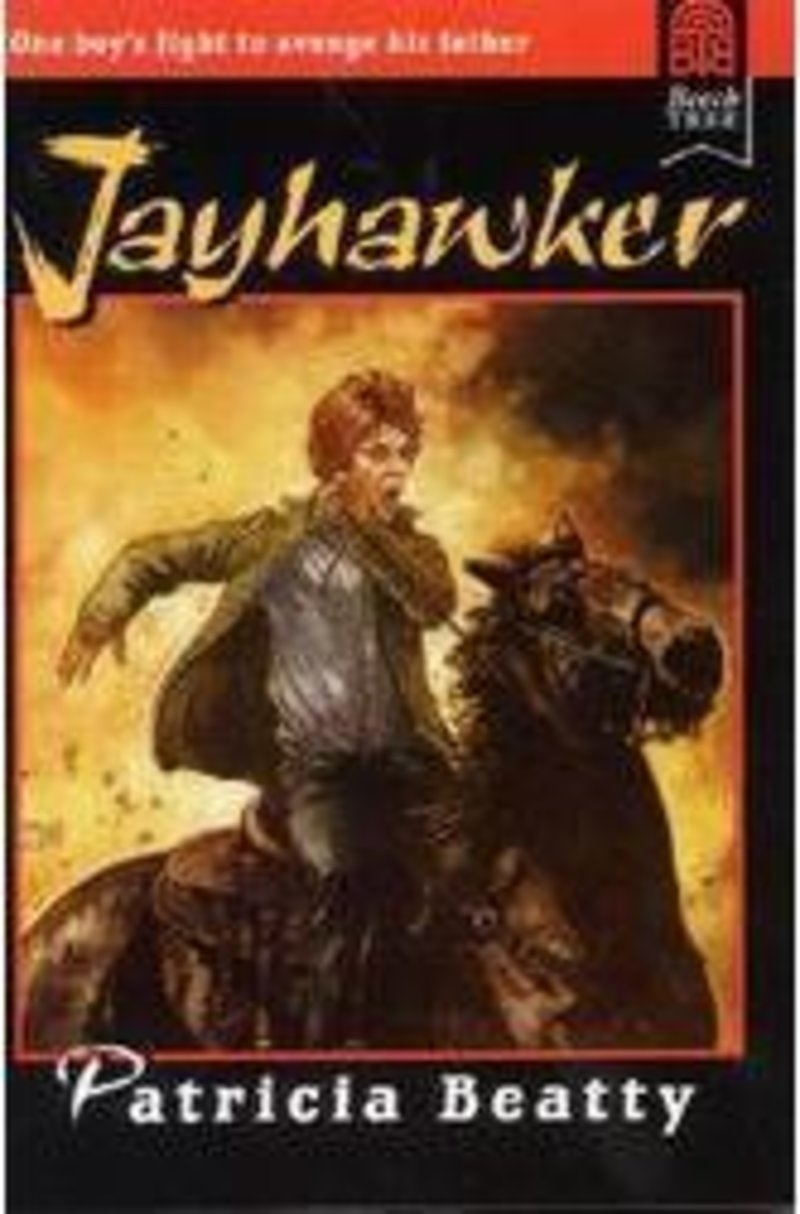 Book - Jayhawker by Patricia Beatty
