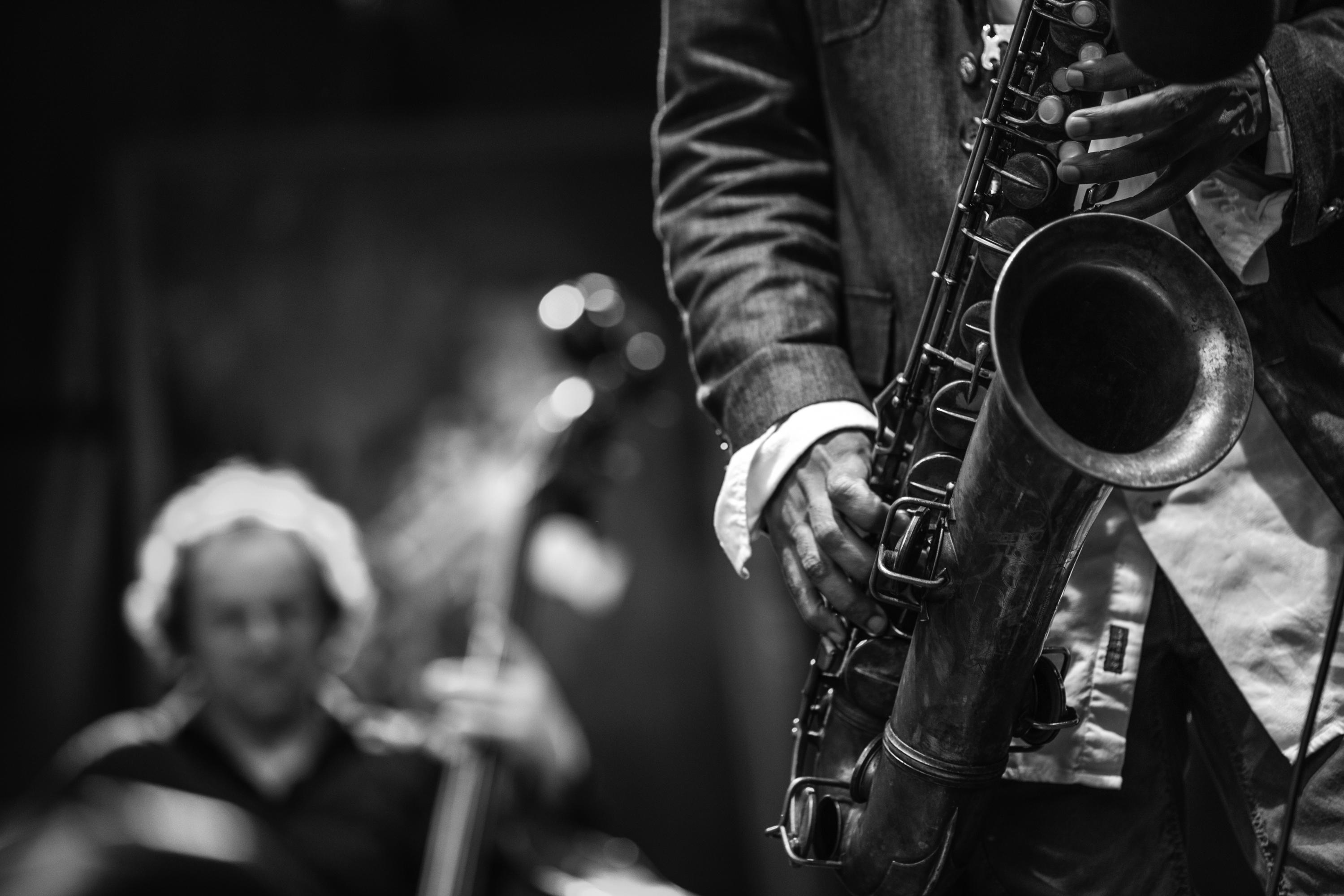 650 grabaciones de los primeros años del Jazz completamente gratuitas  1921-1991 en Internet Archive