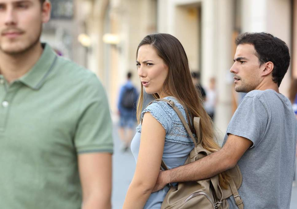 Why you get jealous in relationships - and how to fix it