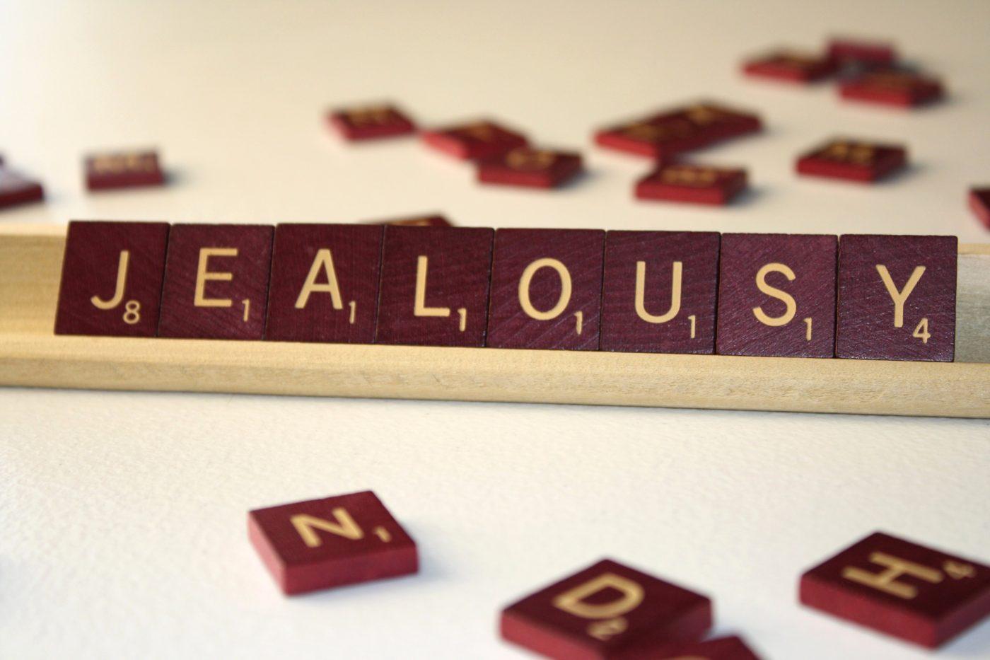 Jealousy is a choice