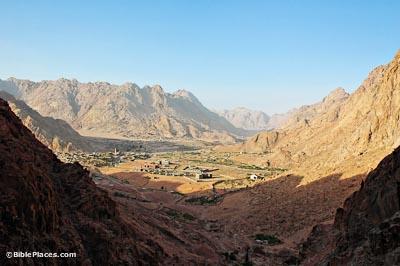 Plain of el-Raha