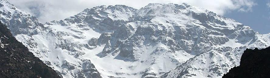 Mount Toubkal Ascent Trek - Climb Jbel Toubkal -Jebel Toubkal Hike -  TREKKING IN MOROCCO