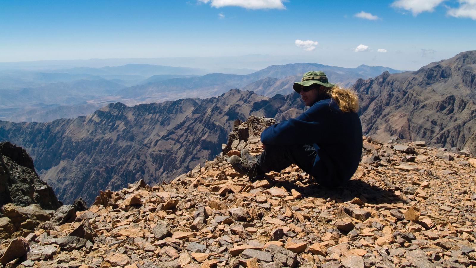 Climb Mt Toubkal. 7 days, Marrakech to Marrakech