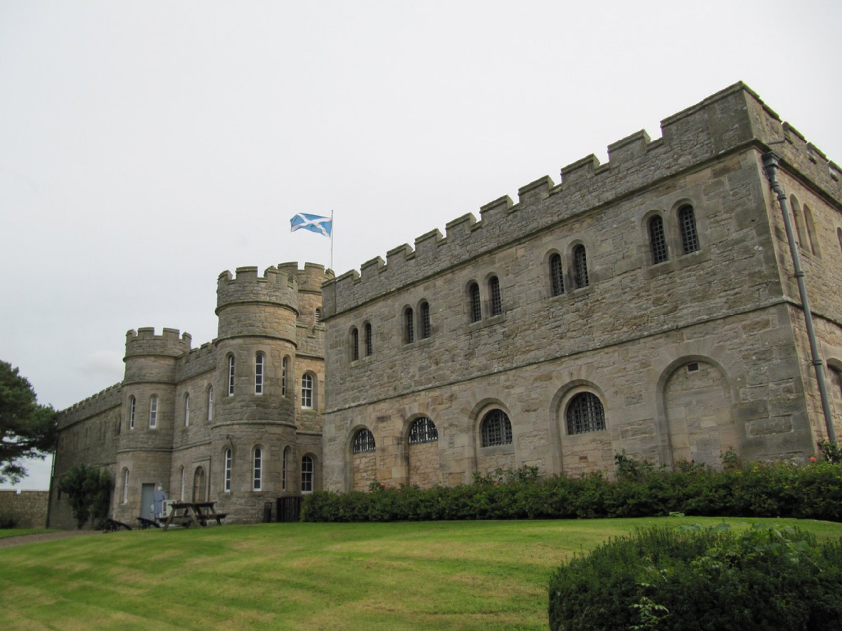 Visit Website Castle Jail