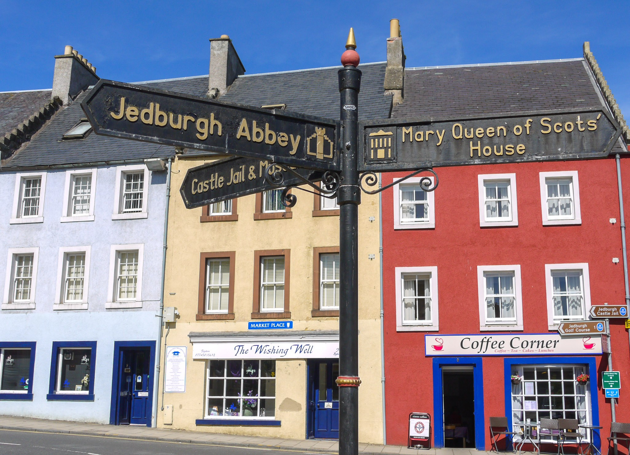10 Great Ways to Spend a Day in Jedburgh