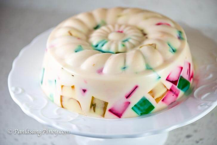 Cathedral Window Jelly Recipe