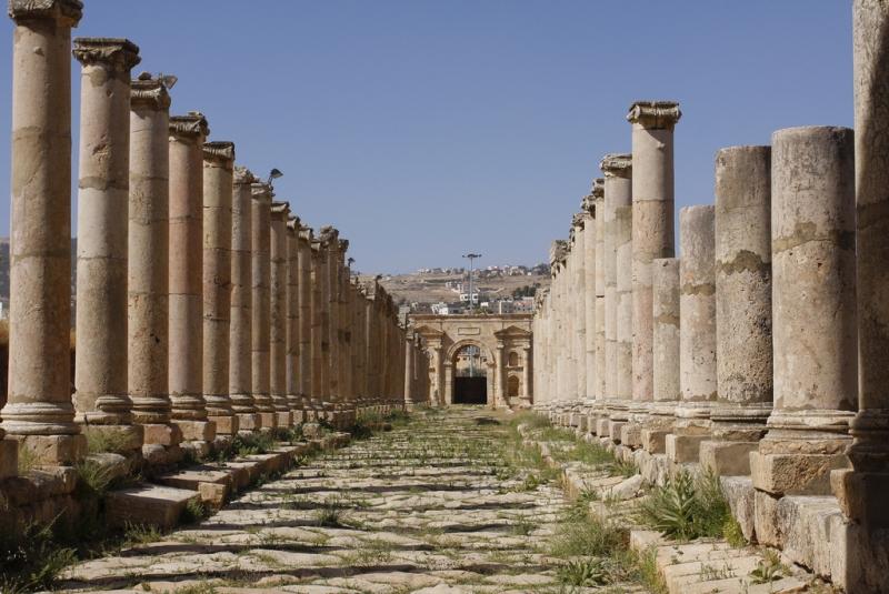 The Ancient City of Jerash