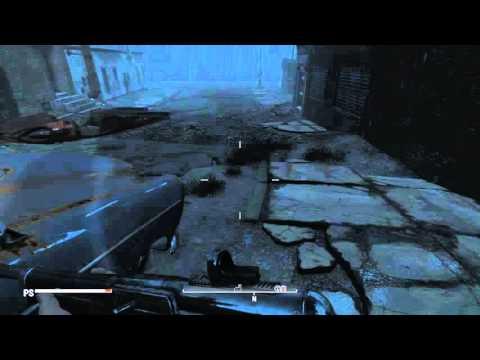 Fallout 4 jerkiness/stutter when sprinting