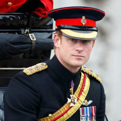Prince Harry Of Wales KCVO