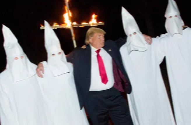 Ku Klux Klan (Twitter)