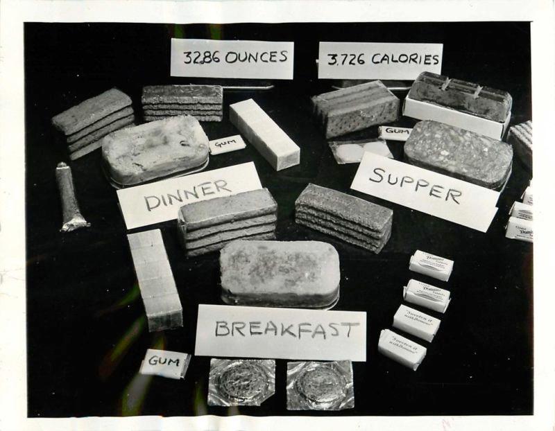 K ration, 1941