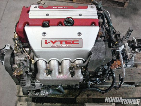 Htup 1203 02 k series engine collaboration motor
