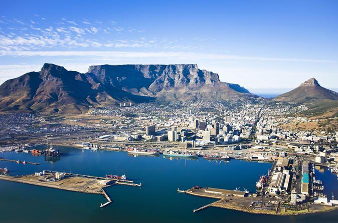 Tour naar townships in Kaapstad, inclusief Robbeneiland