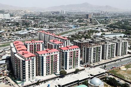 Govt Divides Kabul into Four Security Zones