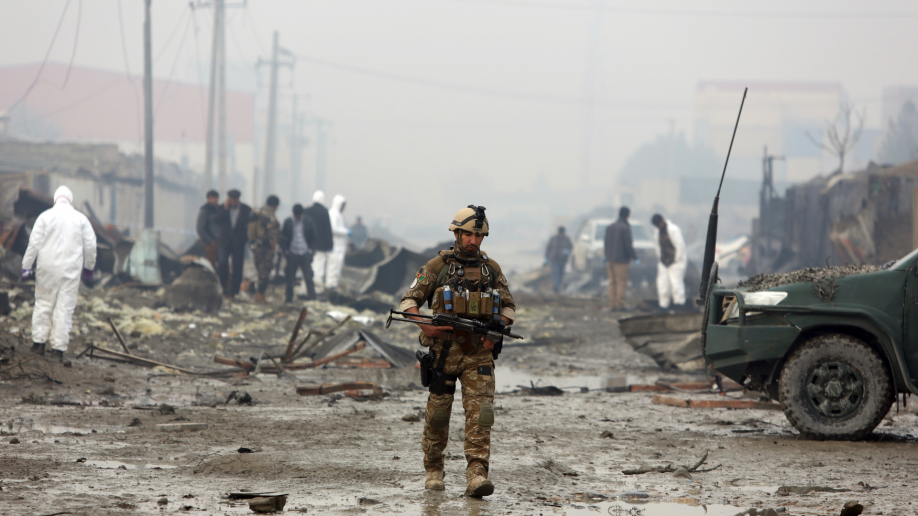 Taliban attack in Kabul killed 6, including British national
