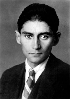 Franz Kafka, en una imagen de 1923.