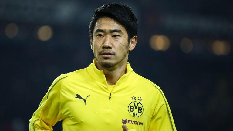 Shinji Kagawa is joining Besiktas