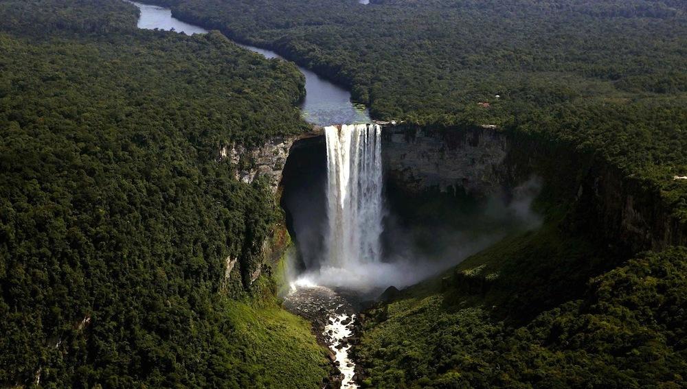 La cascada más poderosa del mundo