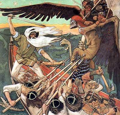 Emilio Vivó Capdevila - Tolkien y la Mitología de los Países Nórdicos : El  Kalevala finlandés