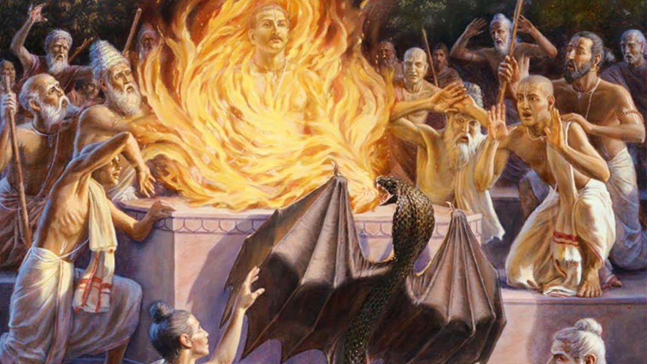 When and how did this Kaliyuga start?
