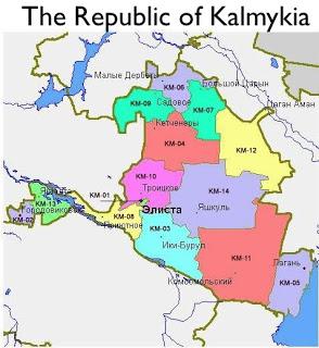 kalmyk republic