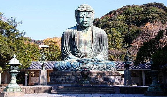 cuando Minamoto Yoritomo escogió la ciudad como el capital de su nuevo  gobierno militar en 1192. El gobierno de Kamakura gobernó Japón por más