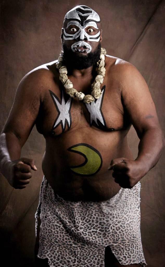 """James """"Kamala"""" Harris, The Ugandan Giant"""