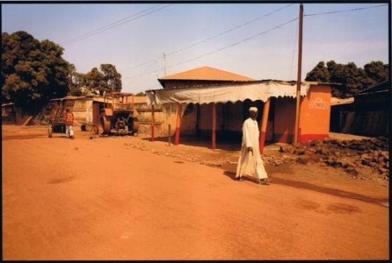 This was taken in Kankan, Guinea (not Equatorial Guinea) in 2006.