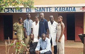 Kankan Kabada health center