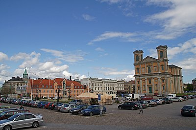 Stortorget, Karlskrona