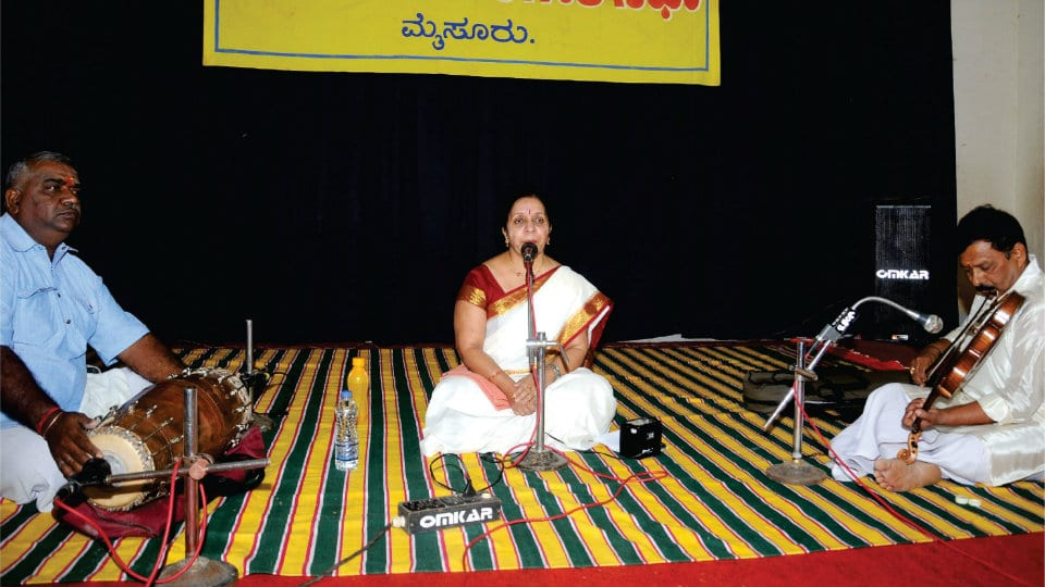 Commemorating Karnatak Music Trinity