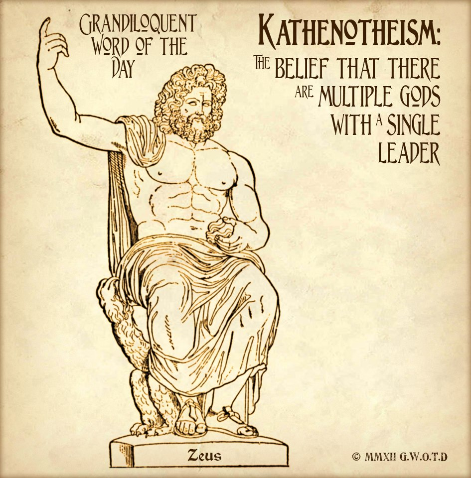 Kathenotheism and Jaculable