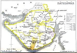 Kathiawar