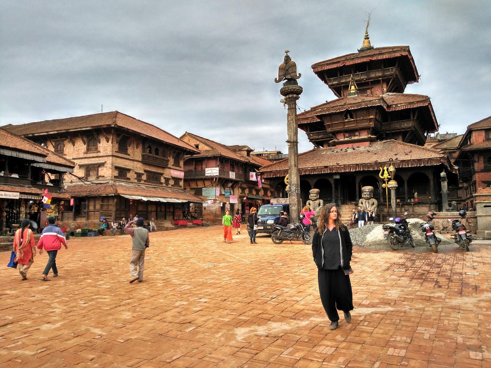 Aún así, Katmandú nos ha encantado porque ofrece rincones preciosos con  mucha historia.