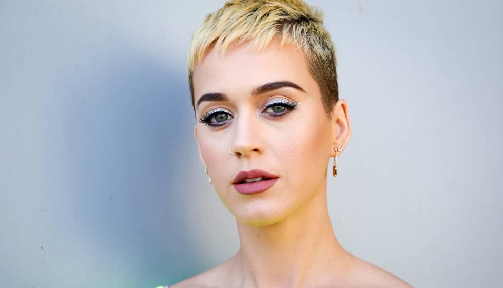 Katy Perry el pasado mes de mayo en California.