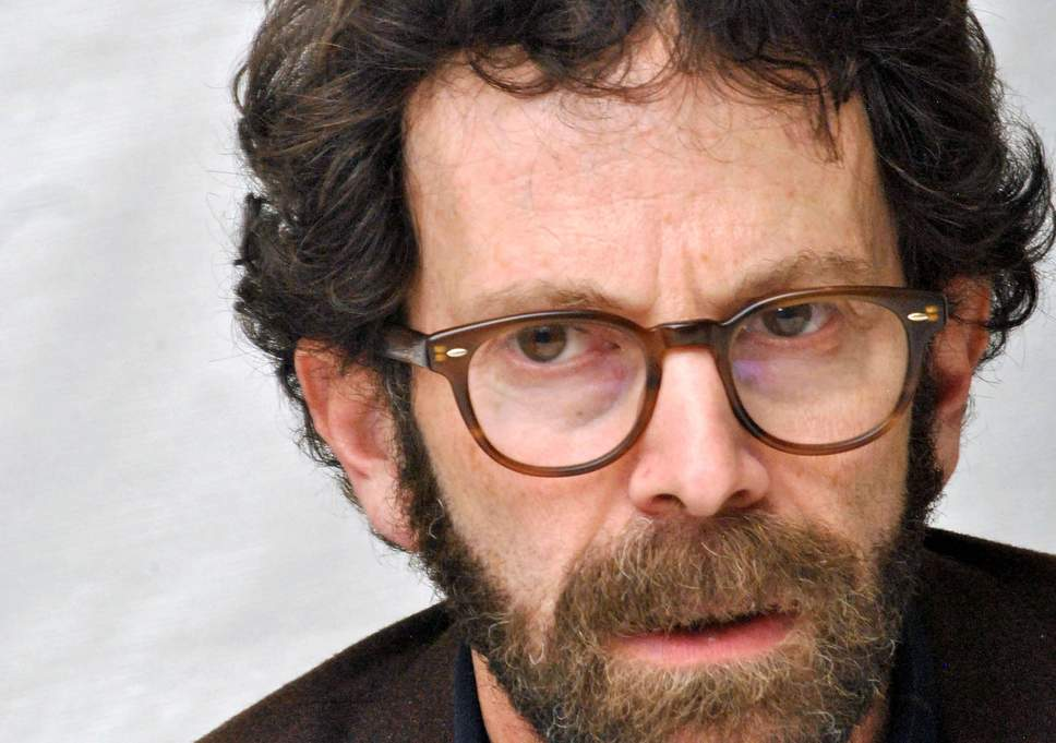 Charlie Kaufman, writer and director, and Oscars nominee for his new film  Anomalis