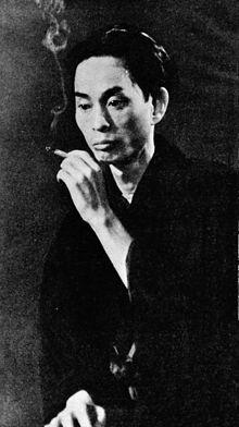 Kawabata en 1932.