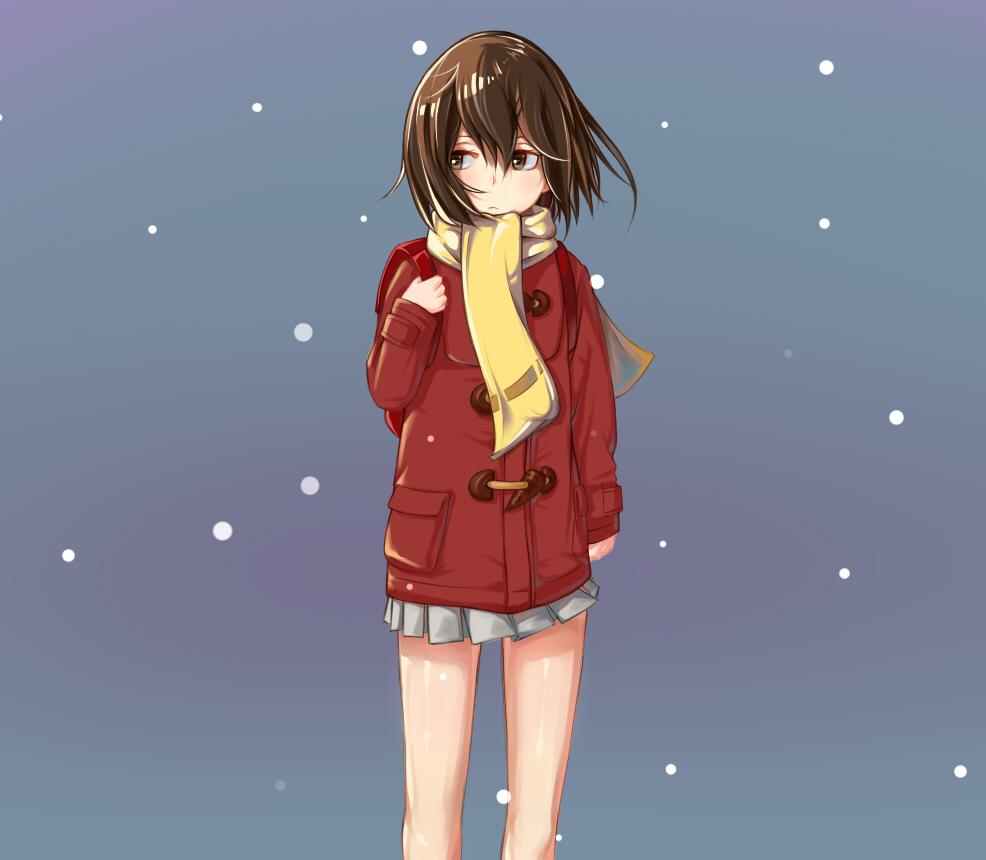 Tags: Anime, Pixiv Id 5598737, Boku dake ga Inai Machi, Hinazuki Kayo