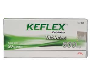 Keflex (Cephalexin)