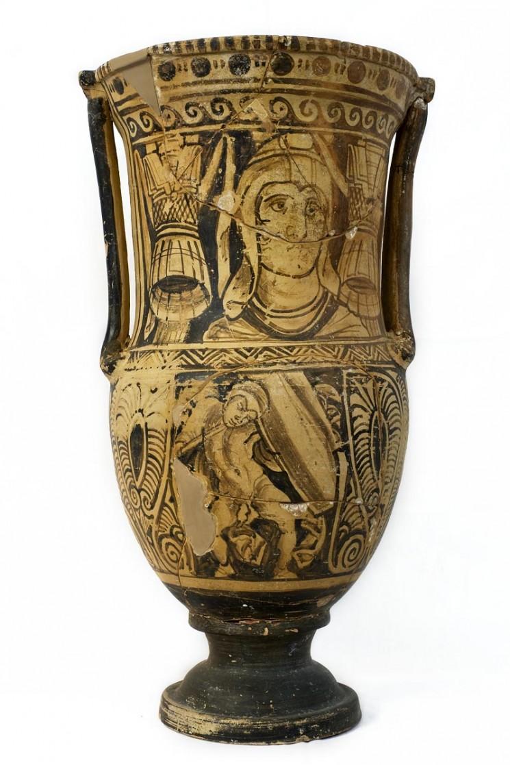 Volterra kelebe (side A)