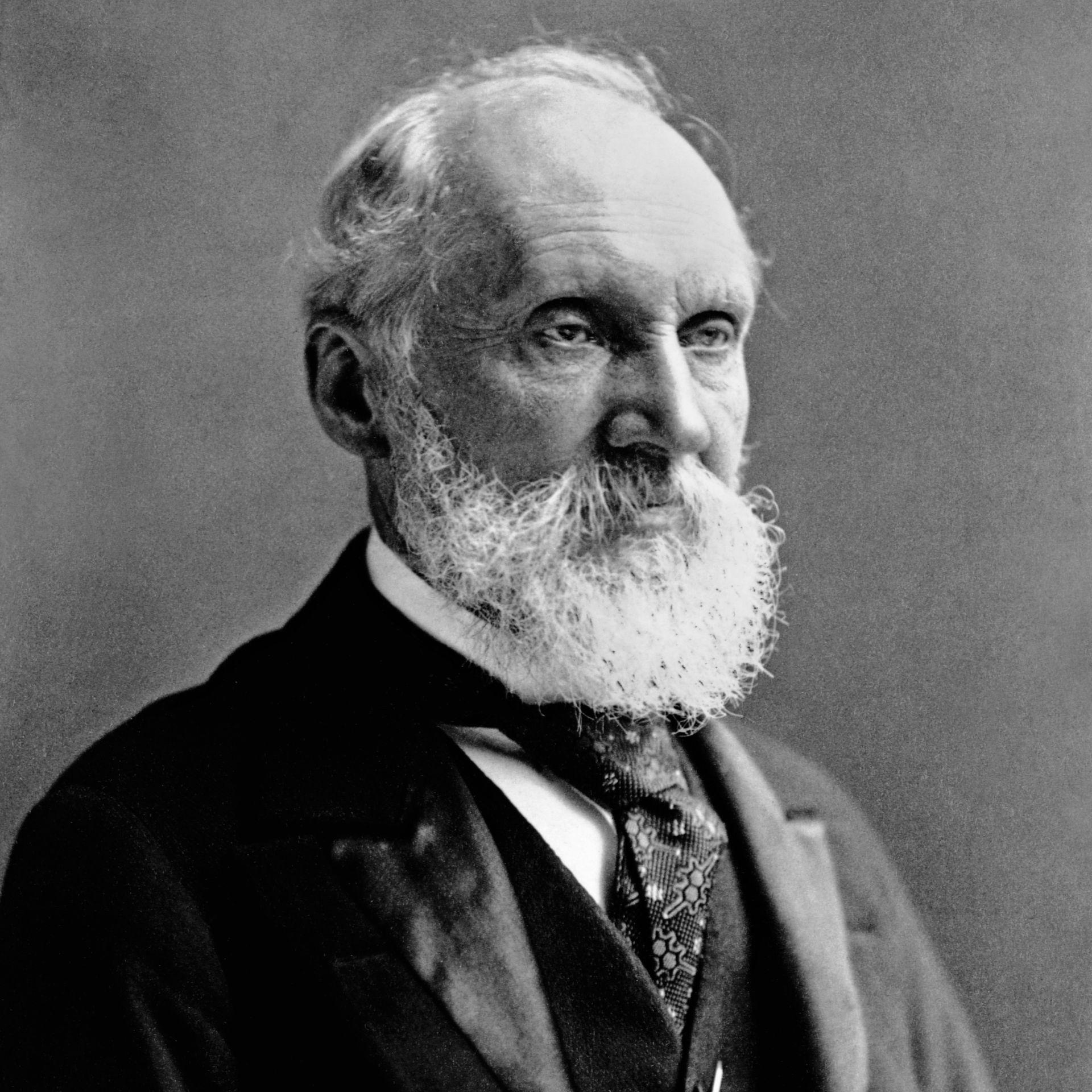 Sir William Thomson, Lord Kelvin (1824 – 1907)