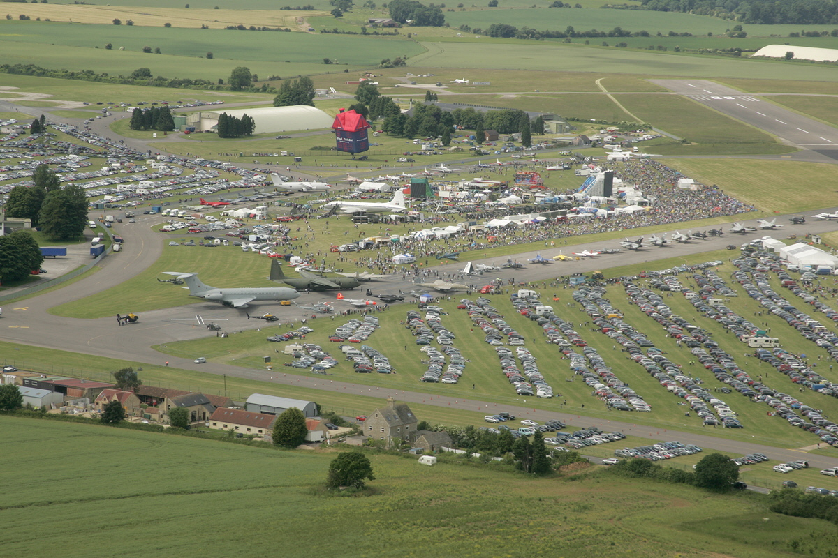 Cotswold Airport Showground