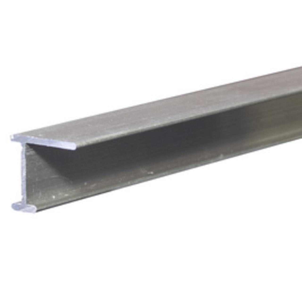 RECMAR 4200 Aluminum L Beam Curtain Track - 7 Feet