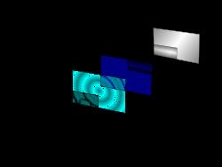 Pantalla de cristal líquido